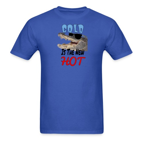 Cold Is The New HOT! - Men's T-Shirt