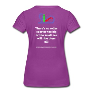 Women's Premium T-Shirt  (Multiple Colors Available) - Women's Premium T-Shirt