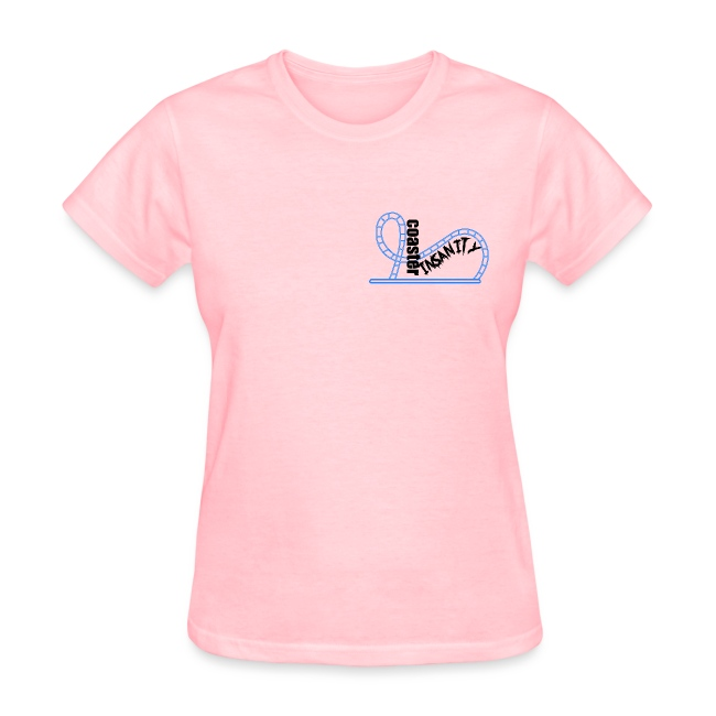 Women's T-Shirt v2 (Multiple Colors Available)