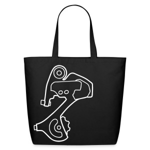 Derailleur Bag - Eco-Friendly Cotton Tote