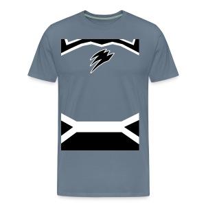 Jungle Fury Wolf - Men's Premium T-Shirt