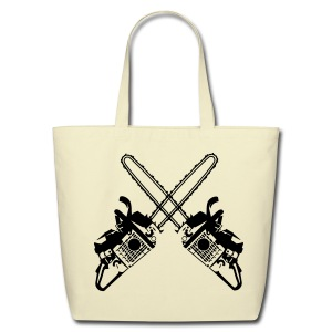 Lumberjack Bag - Eco-Friendly Cotton Tote