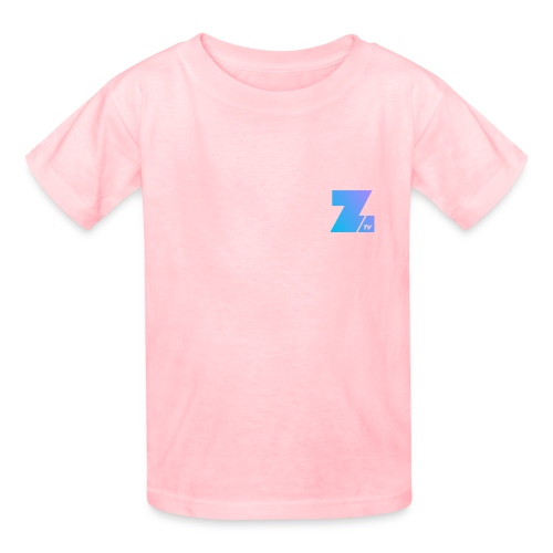 Kids T-Shirt pink : pink - Kids' T-Shirt