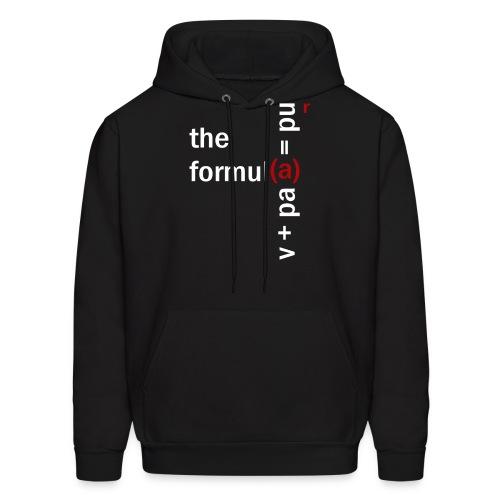 the Formula Hoodie - Men's Hoodie
