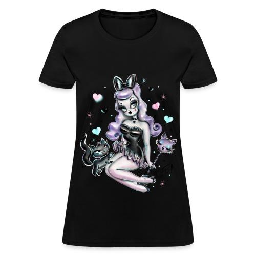 Pastel Goth Girl - Women's T-Shirt