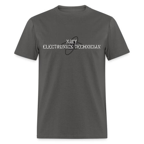 NAVY ELECTRONICS TECH - TSHIRT - Men's T-Shirt