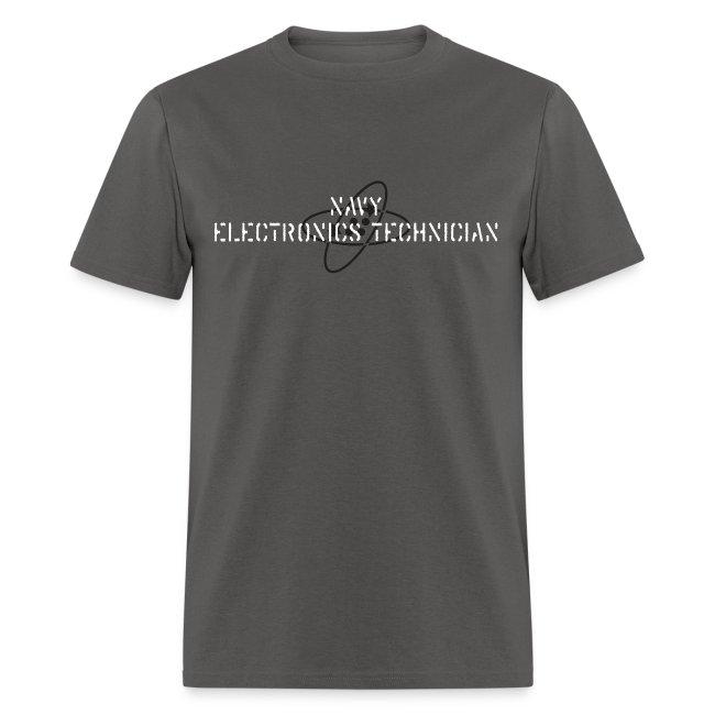 NAVY ELECTRONICS TECH - TSHIRT