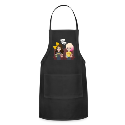 MovieBitches Your Makeup Is Terrible Apron - Adjustable Apron