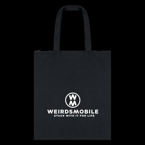 Weirdsmobile - Tote Bag