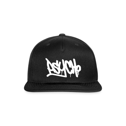 Psycho Snapback - Snap-back Baseball Cap