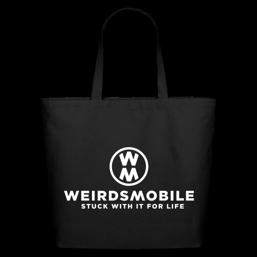 Weirdsmobile - Eco-Friendly Cotton Tote