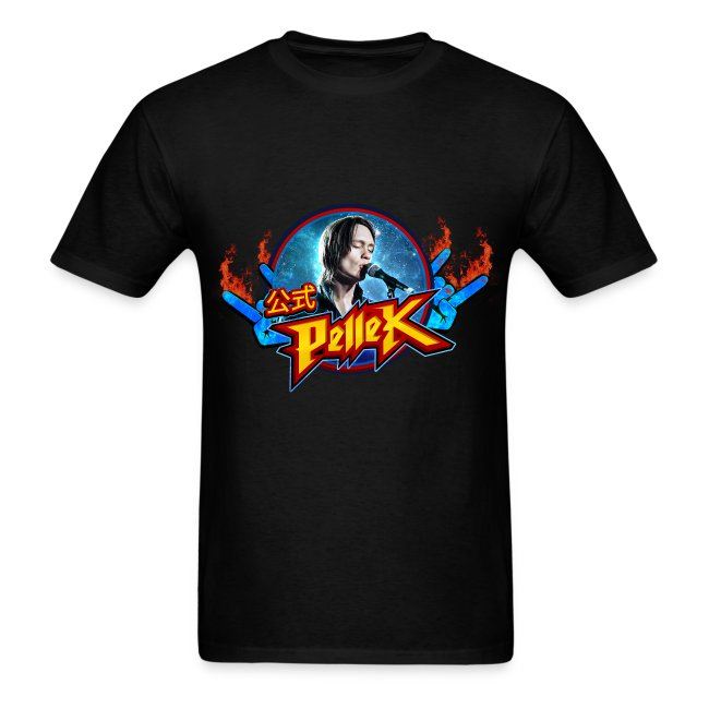 T-shirt with PelleK Logo and PelleK