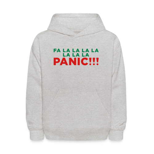 ADHD Anxiety Christmas Sweatshirts - Kids' Hoodie