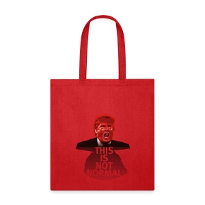 This Is Not Normal - Tote - Tote Bag