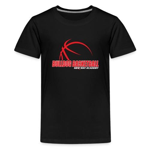 Basketball (Kid's) - Kids' Premium T-Shirt