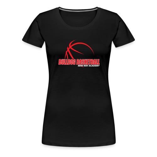 Basketball (Women's) - Women's Premium T-Shirt