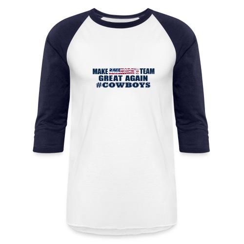 America's Great Team Sports Shirt - Baseball T-Shirt