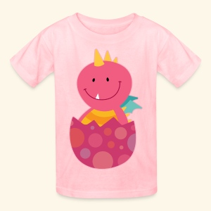 Baby Dinosaur Girls - Kids' T-Shirt