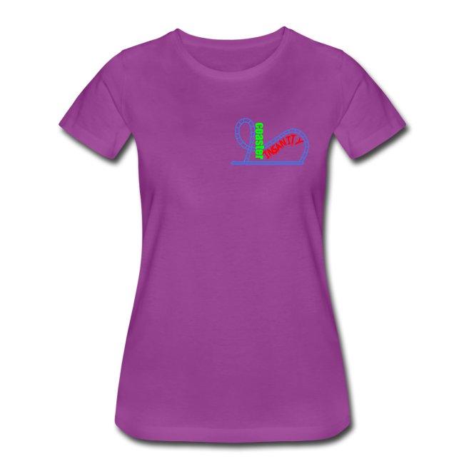 Women's Premium T-Shirt TRAVEL (Multiple Colors Available)