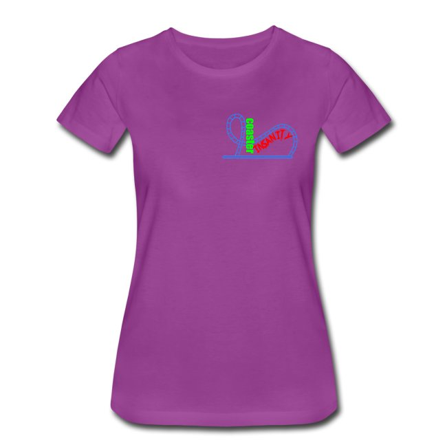 Women's Premium T-Shirt TRAVEL (Multiple Colors Available)