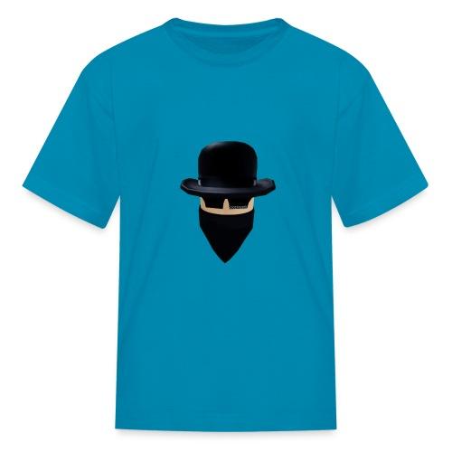 48 : powder blue - Kids' T-Shirt