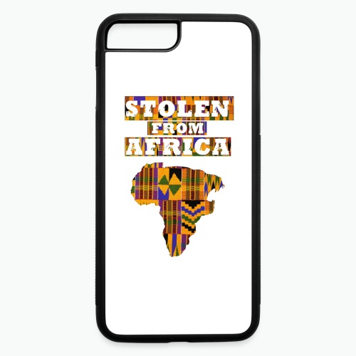 STOLEN FROM AFRICA®  Kente  - iPhone 7 Plus Rubber Case