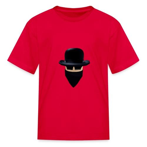 48 : red - Kids' T-Shirt