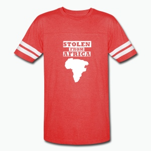 Stolen From Africa Apparel - Vintage Sport T-Shirt