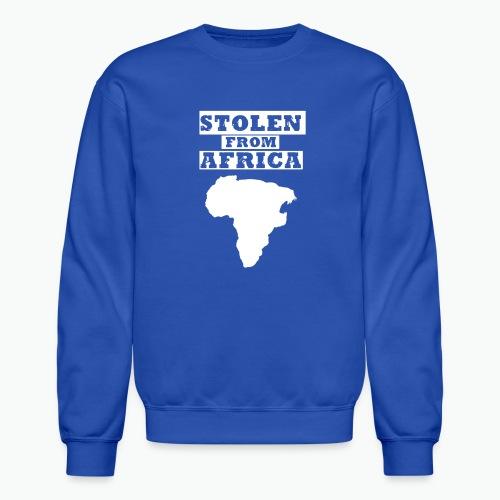 SFA LOGO® (WHITE) - Crewneck Sweatshirt