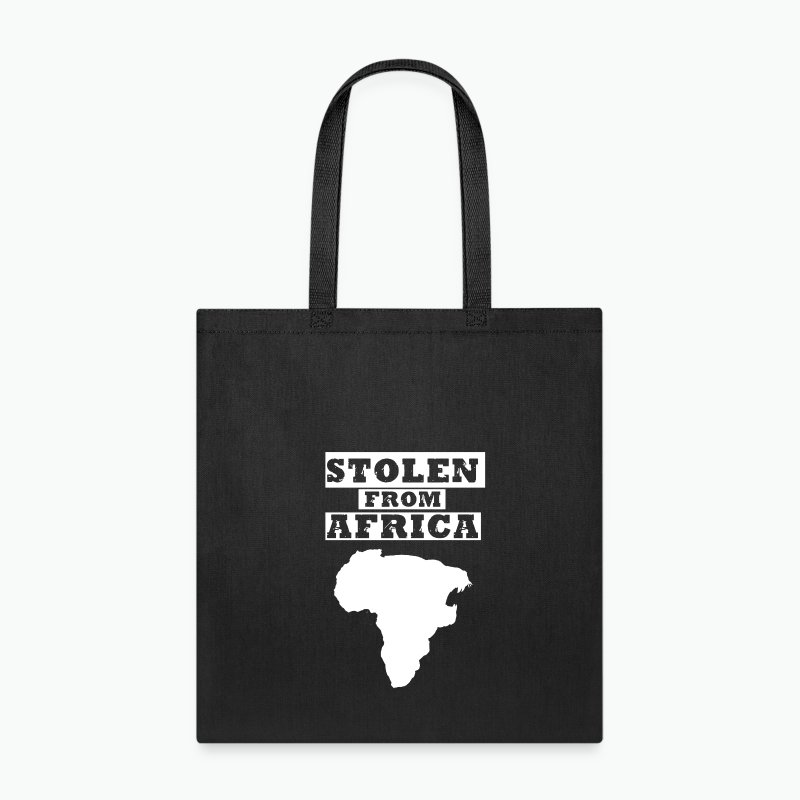 Stolen From Africa Apparel - Tote Bag