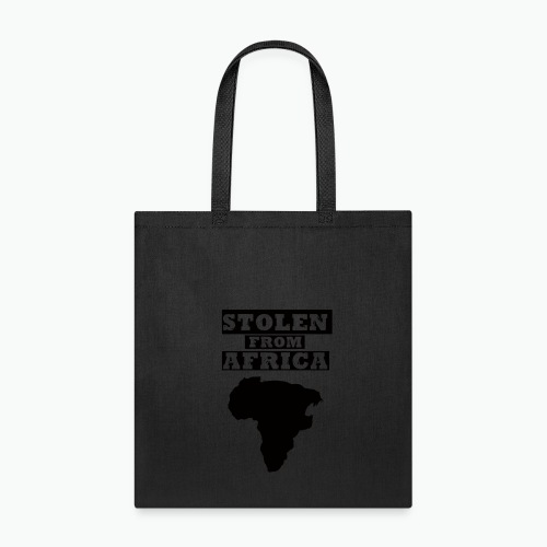 STOLEN FROM AFRICA LOGO ® - Tote Bag