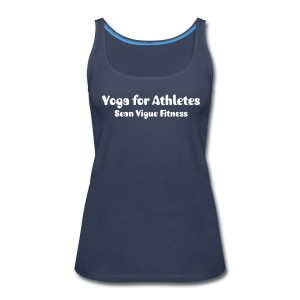 Yoga for Athletes Women's Premium Tank Top - Women's Premium Tank Top