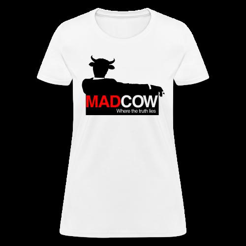 Mad Cow Women's T-Shirt - Women's T-Shirt