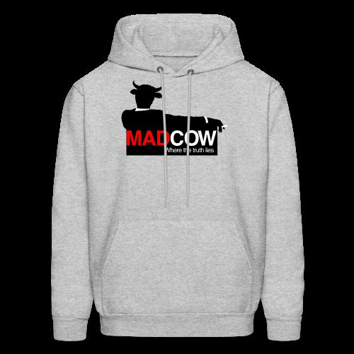 Mad Cow Men's Hoodie - Men's Hoodie