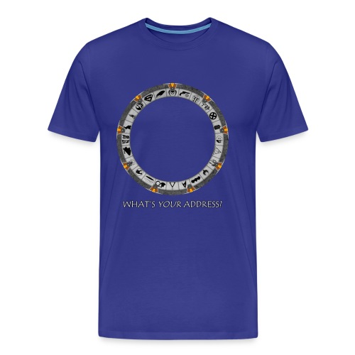 OmniGate WYA - Men's Premium Tee - Men's Premium T-Shirt