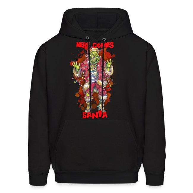Zombie Santa Hoodie