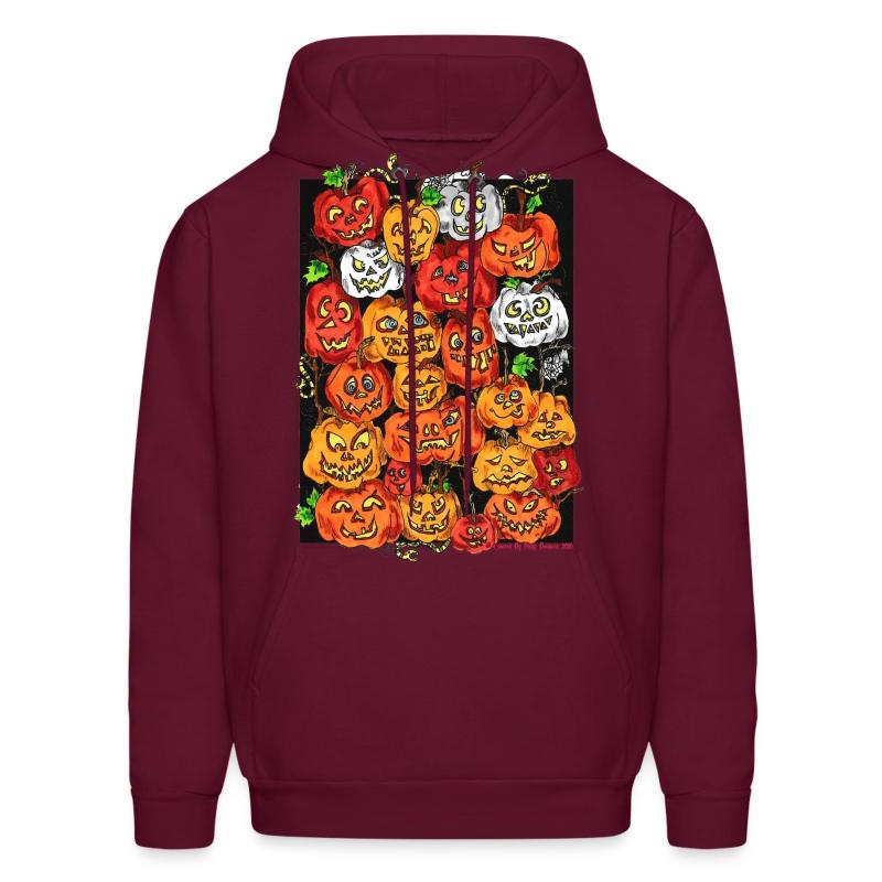 Pumpkins - Men's Hoodie