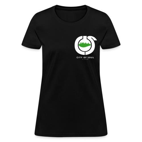 City of Soul T-Shirt (Women's) - Women's T-Shirt
