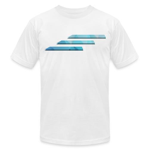 DarthE Swipe T-shirt - Men's Fine Jersey T-Shirt