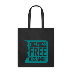 Free Press - Free Assange - Tote Bag