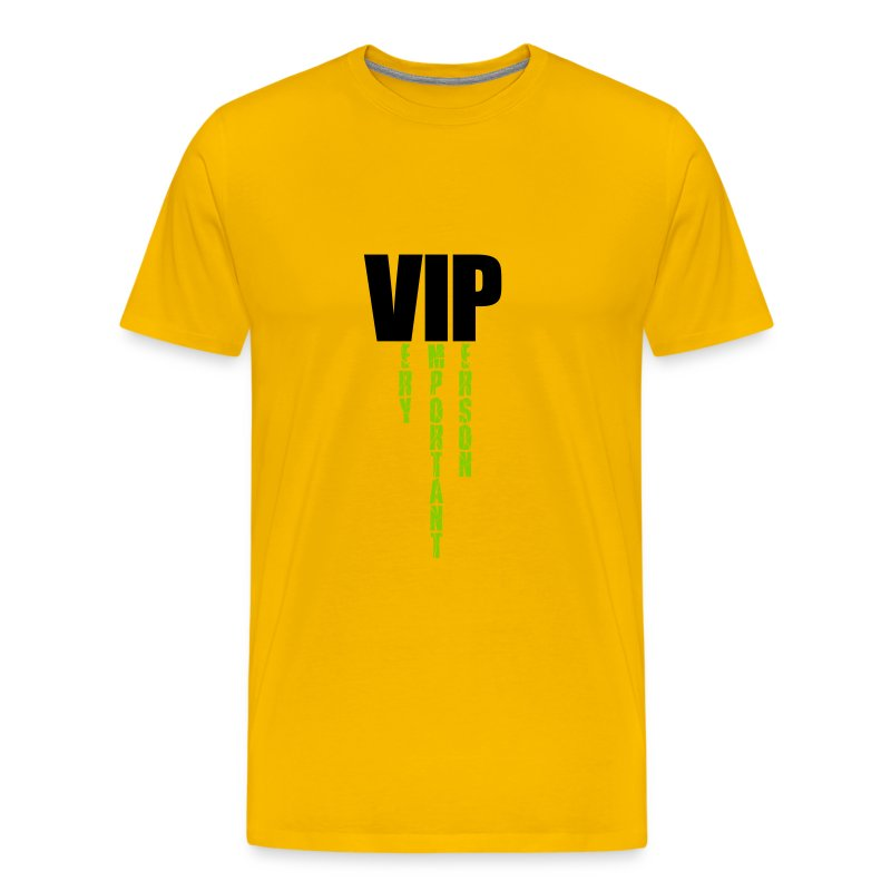 Very important person design cool logo sample text t shirt for T shirt sample design