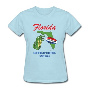 Florida Voter - Women's T-Shirt