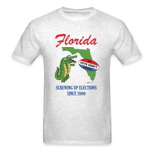 Florida Voter - Men's T-Shirt