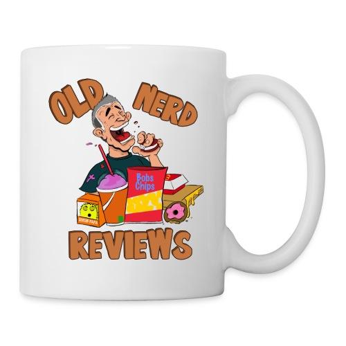 Old Nerd Reviews Coffee Mug - Coffee/Tea Mug