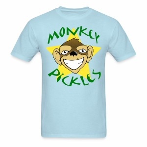 Monkey Pickles Classic - Men's T-Shirt