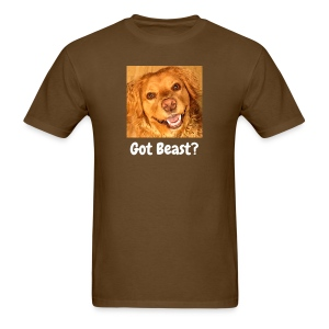 Got Beast? Men's T-Shirt - Men's T-Shirt