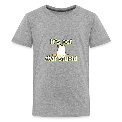 Stupid Dress! - Kid's - Kids' Premium T-Shirt