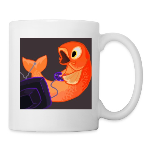 FishyFisher - Mug - Coffee/Tea Mug