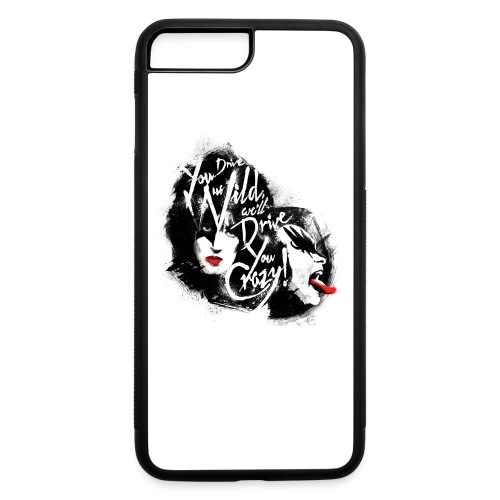 You Drive Us Wild (iPhone7 Plus) - iPhone 7 Plus Rubber Case