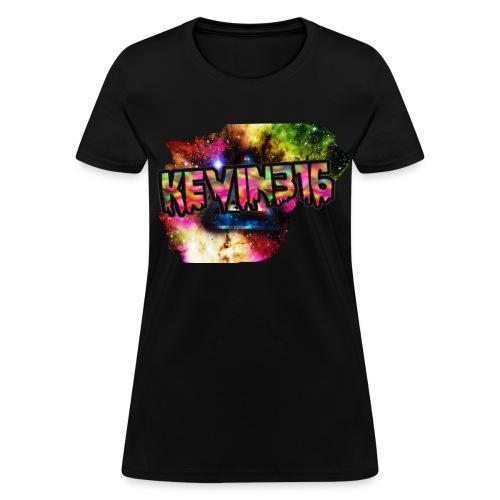 Kevin316 Women's Trippy Galaxy T-Shirt - Women's T-Shirt